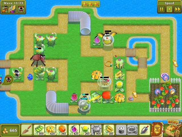 Garden Rescue iPad iPhone Android Mac PC Game Big Fish