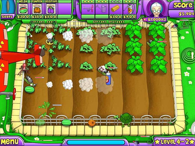 Game screenshot 1 Garden Dreams