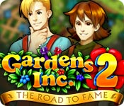 Feature screenshot game Gardens Inc. 2: The Road to Fame