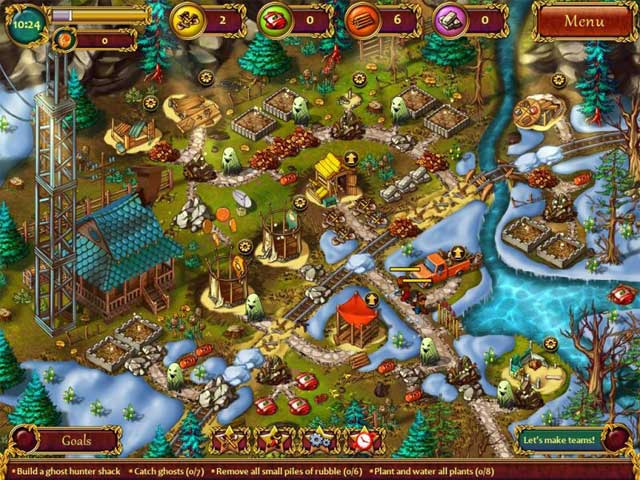 Game screenshot 3 Gardens Inc. 2: The Road to Fame