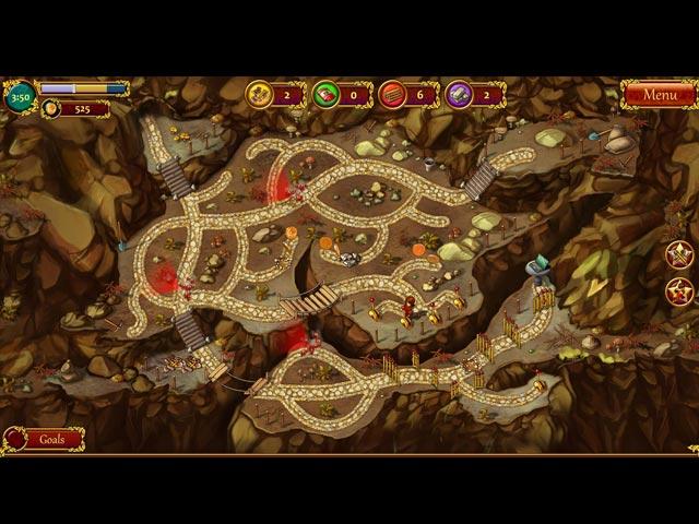 Game screenshot 3 Gardens Inc. 3: Bridal Pursuit