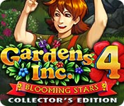 free download Gardens Inc. 4: Blooming Stars Collector's Edition game