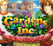 Feature screenshot game Gardens Inc.: From Rakes to Riches