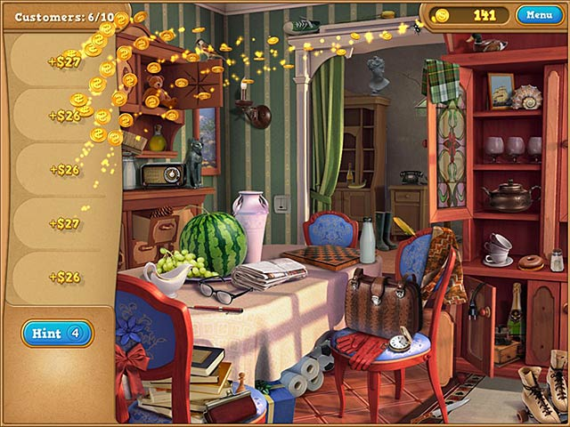 Game screenshot 1 Gardenscapes 2
