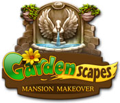 Gardenscapes: Mansion Makeover casual game