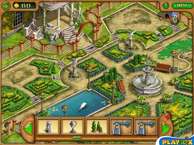 Play gardenscapes online games big fish for Big fish games free download full version