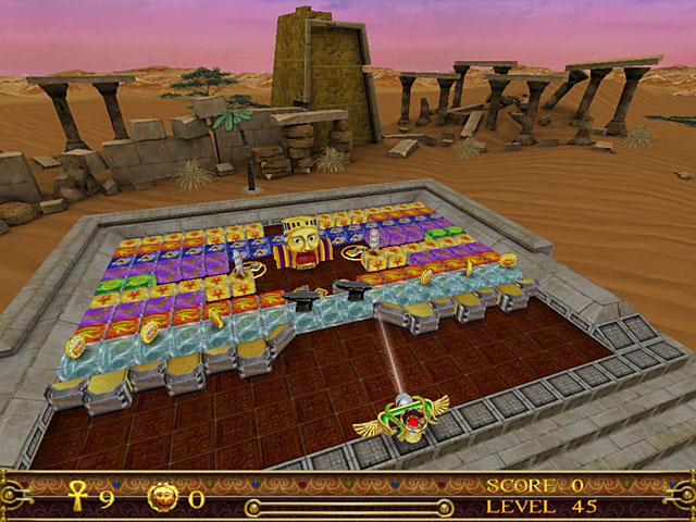 Game screenshot 1 Gem Ball Ancient Legends