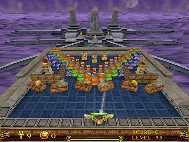 Game screenshot 3 Gem Ball Ancient Legends
