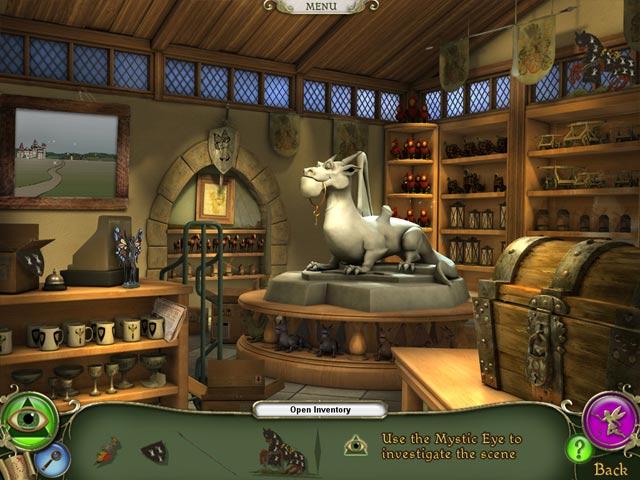 Game screenshot 2 G.H.O.S.T Chronicles: Phantom of the Renaissance Faire