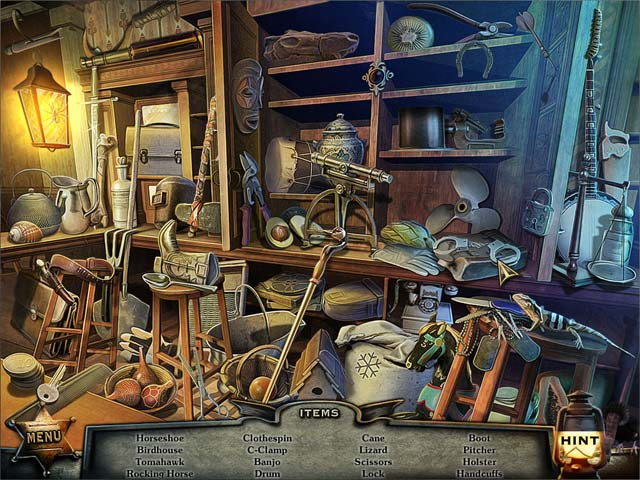 Game screenshot 1 Ghost Encounters: Deadwood