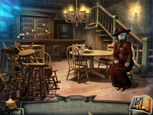 Game screenshot 2 Ghost Encounters: Deadwood