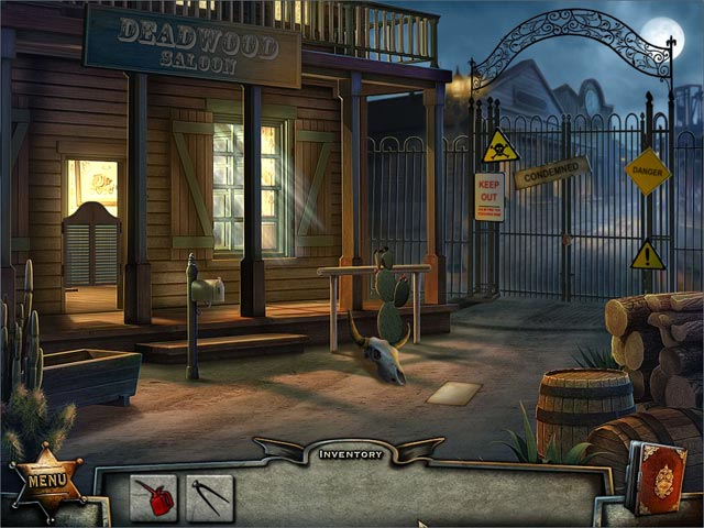 Game screenshot 3 Ghost Encounters: Deadwood