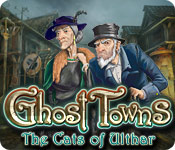 Ghost Towns: The Cats of Ulthar Walkthrough