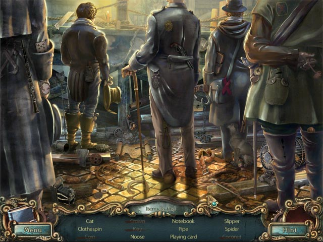 Game screenshot 3 Ghost Towns: The Cats of Ulthar