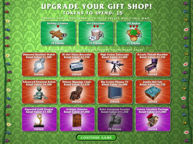 Game screenshot 2 Gift Shop