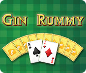 Feature screenshot game Gin Rummy