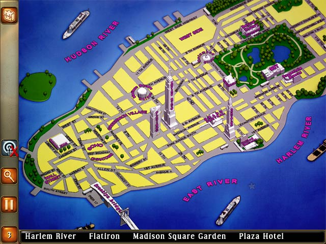 game hard city