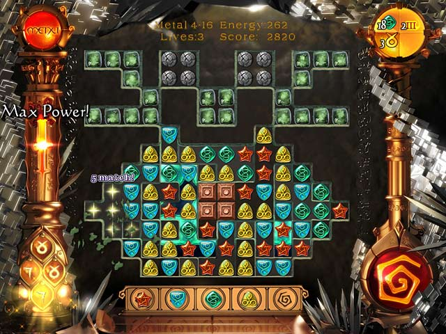 Game screenshot 1 Glyph 2