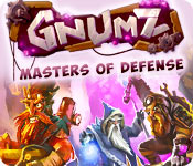 Feature screenshot game Gnumz: Masters of Defense
