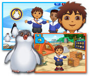 Go Diego Go Ultimate Rescue League - Mac