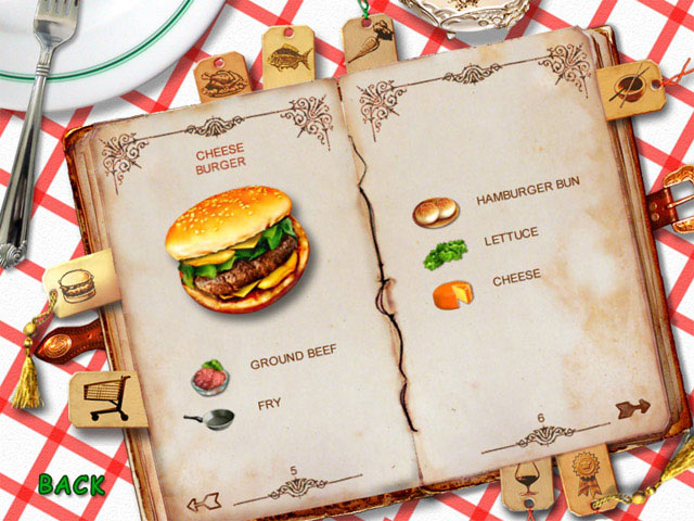 Game screenshot 2 Go-Go Gourmet