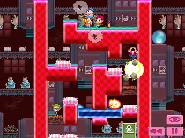 Game screenshot 2 Go! Go! Rescue Squad!
