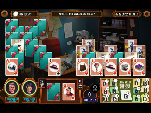 GO Team Investigates: Solitaire and Mahjong Mysteries img