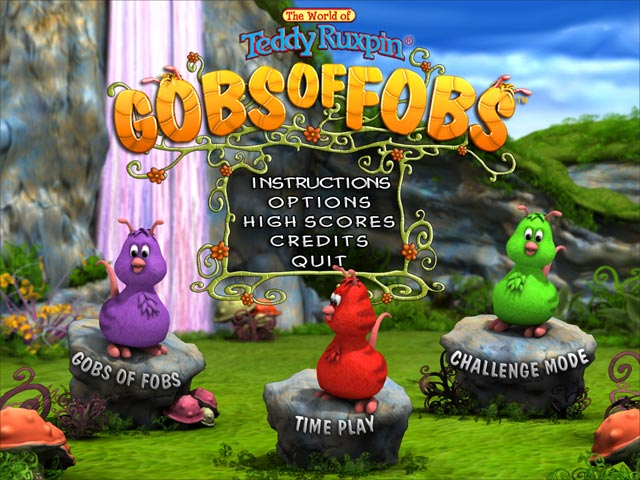 Game screenshot 3 Gobs of Fobs