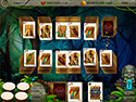 1. Gold of the Incas Solitaire game screenshot