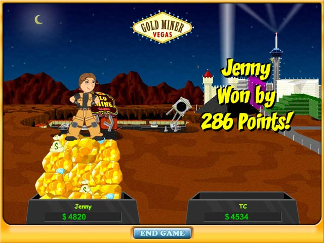 Game screenshot 3 Gold Miner Vegas