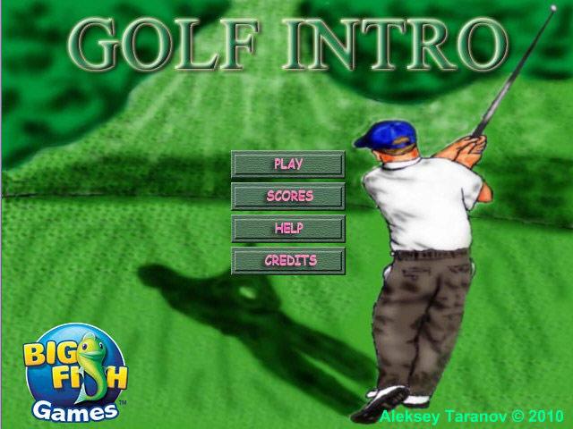 Screenshots Golf Intro -