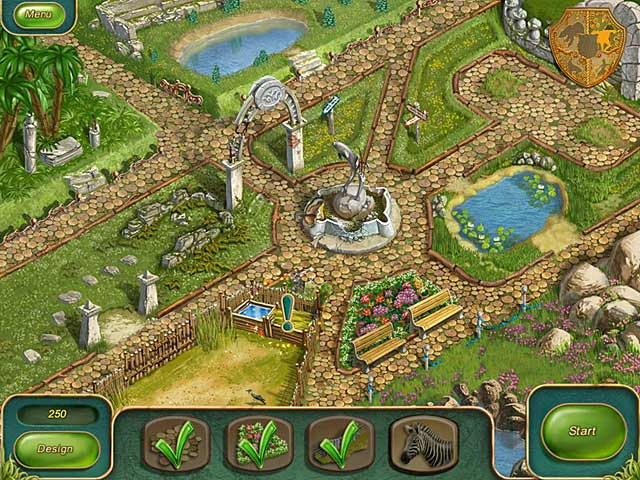 Game screenshot 2 Gourmania 3: Zoo Zoom