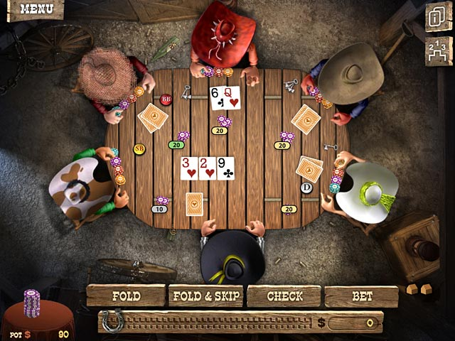 Governor of Poker 2 – Mac Screenshot-1