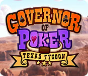 Feature screenshot game Governor of Poker Texas Tycoon