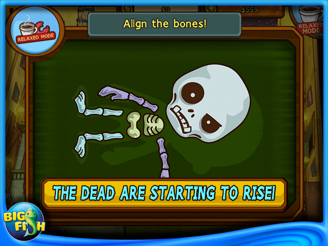 Grave mania undead fever ipad iphone android mac for Big fish games android