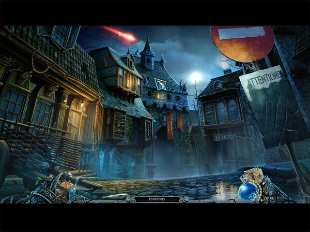 Game screenshot 2 Graven: The Purple Moon Prophecy
