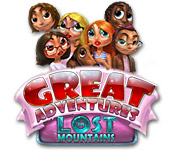 free download Great Adventures: Lost in Mountains game
