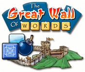 Feature screenshot game Great Wall of Words
