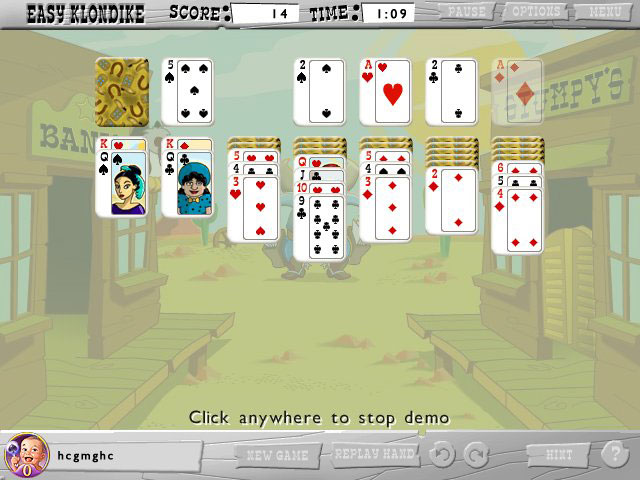 Game screenshot 1 Great Escapes Solitaire Collection