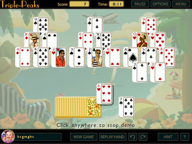 Game screenshot 2 Great Escapes Solitaire Collection