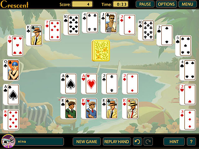 Game screenshot 3 Great Escapes Solitaire Collection