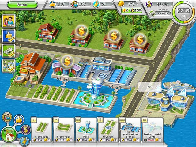 Green City: Go South - Review