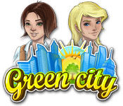 Feature screenshot game Green City