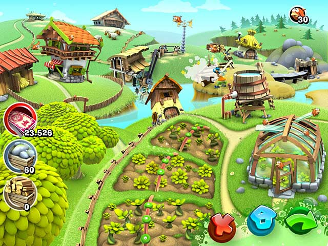 Game screenshot 2 Green Valley: Fun on the Farm