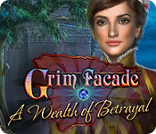 Feature screenshot game Grim Facade: A Wealth of Betrayal