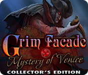 Grim Facade: Mystery of Venice Collector&rsquo;s Edition