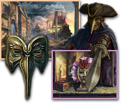 Grim Facade: Mystery of Venice Collector's Edition - Mac