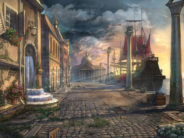 Game screenshot 1 Grim Facade: Mystery of Venice Collector's Edition