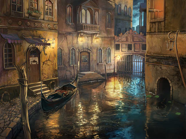 Game screenshot 2 Grim Facade: Mystery of Venice Collector's Edition