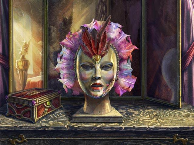 Game screenshot 3 Grim Facade: Mystery of Venice Collector's Edition